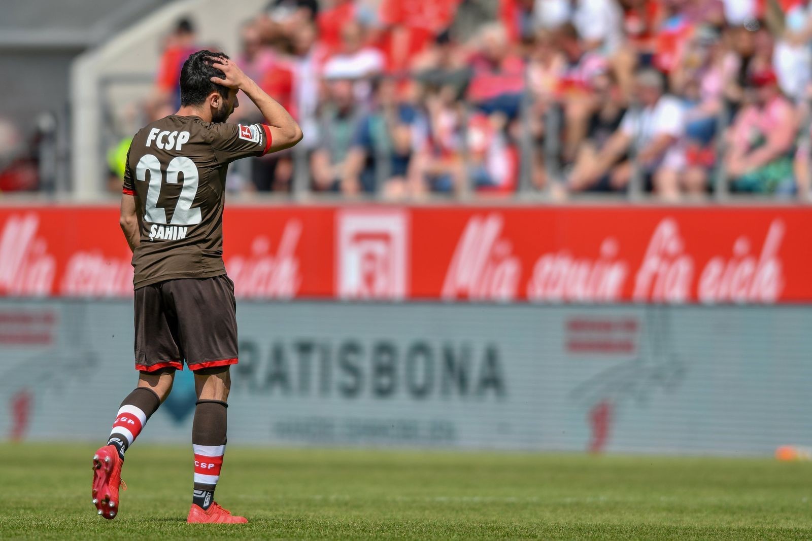 Jahn Regensburg - FC St. Pauli