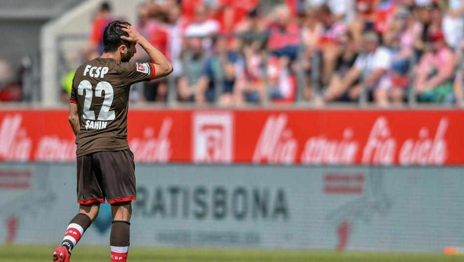 Cenk Sahin trägt seit 2016 das Trikot des FC St. Pauli