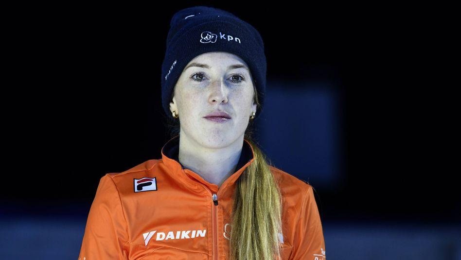 Lara van Ruijven wurde nur 27 Jahre alt