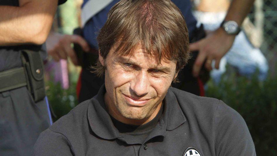 Juventus-Trainer Conte: Kenntnisse über Spielmanipulationen?