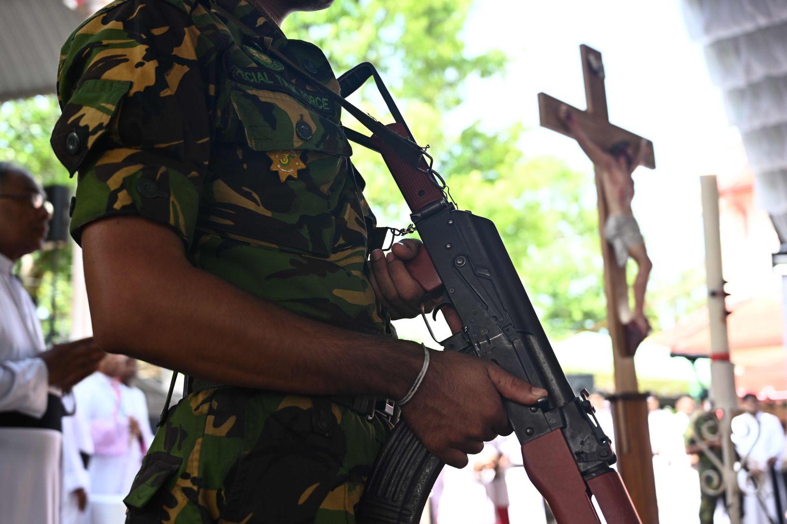 Sri Lanka/ Terroranschläge