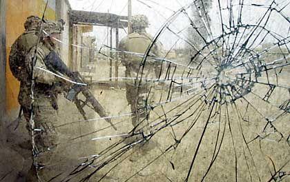 US-Soldaten in Falludja: Vietnamtrauma