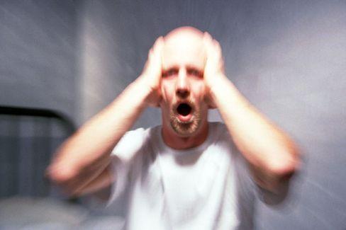 """Schreiender Patient: """"Ich glaube, dass es nicht viel bringt, zwischen normalen und krankhaften Halluzinationen zu unterscheiden"""""""