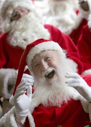Kündigungsgrund: Der Mann in Rot lacht zuletzt