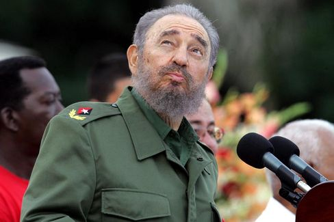 Endgültiger Rückzug: Fidel Castro