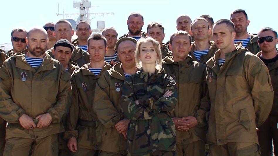"""Beresowskaja im Film: """"Wir verraten nicht unseren Glauben, unsere Sprache"""""""