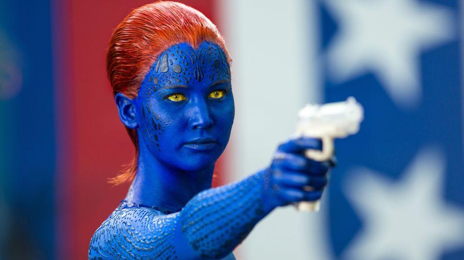 """Neuer """"X-Men""""-Film: Das doppelte Schuppchen"""