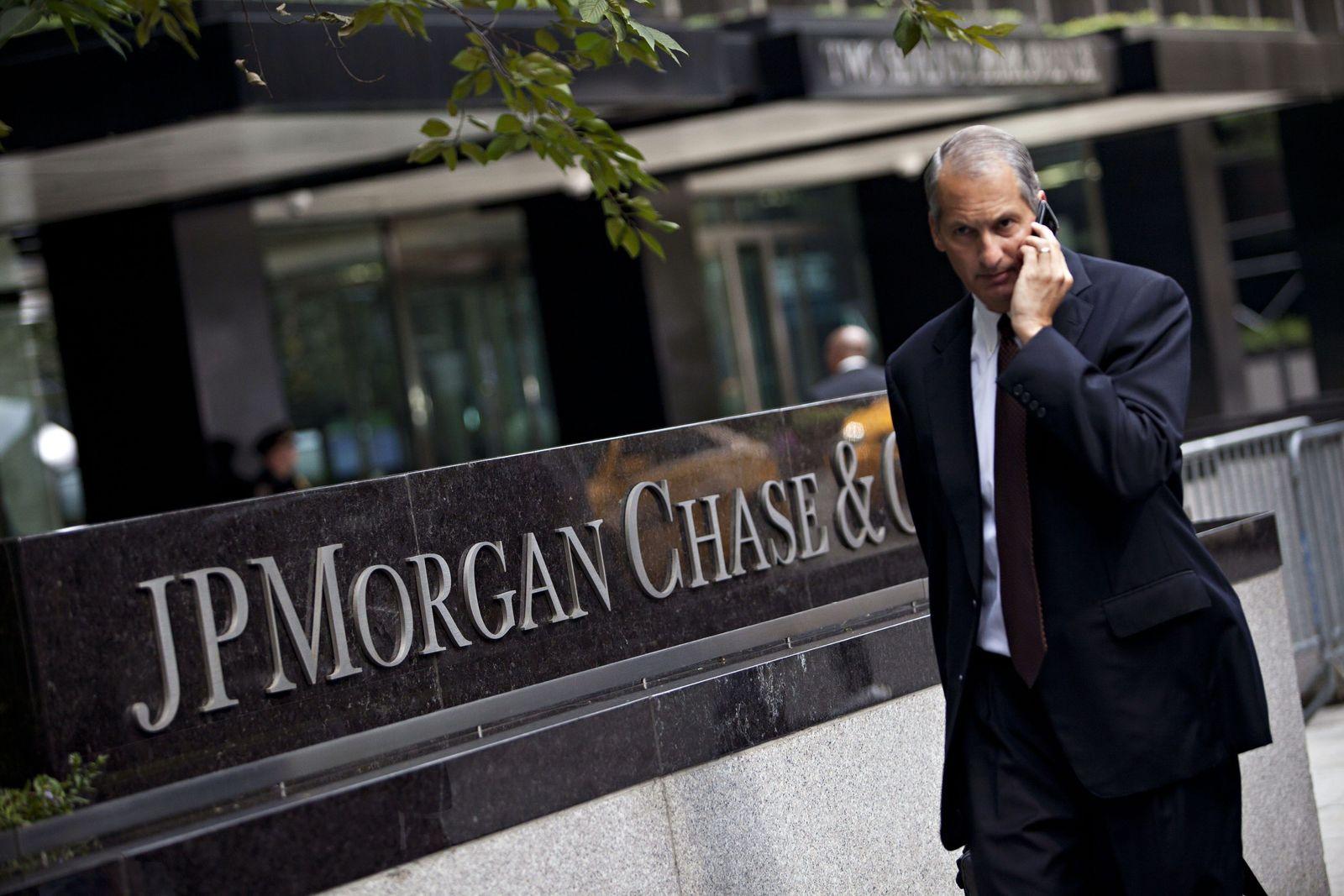 JP Morgan / JPMorgan