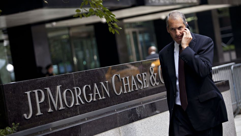 US-Bank J.P. Morgan Chase: Will das CDO-Geschäft wiederbeleben