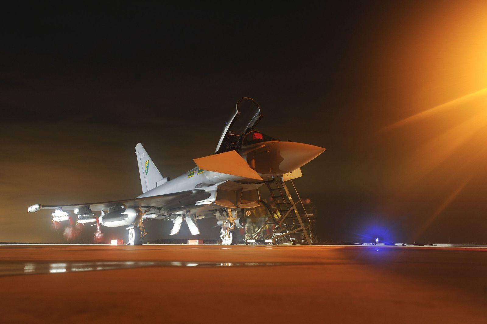 Eurofighter Typhoon / Libyen