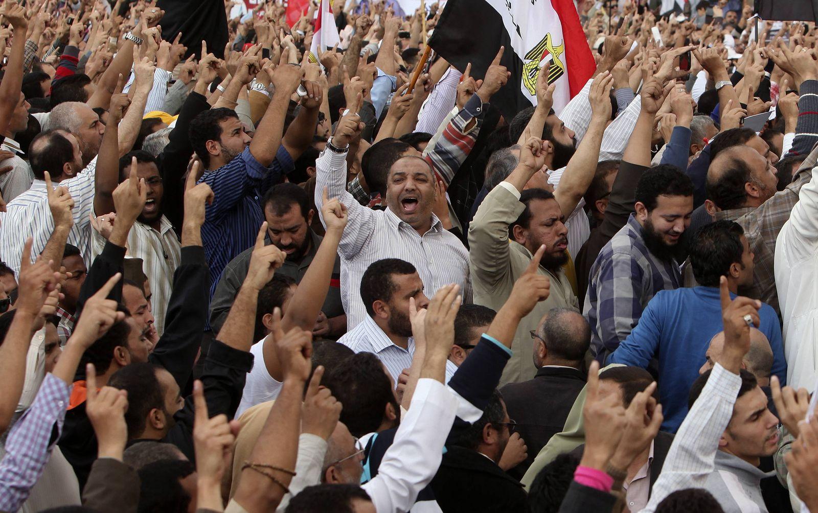 Proteste Ägypten