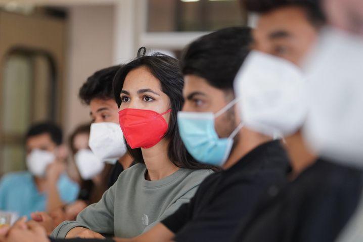 Soziale Kontakte sind in der Pandemie nur eingeschränkt möglich