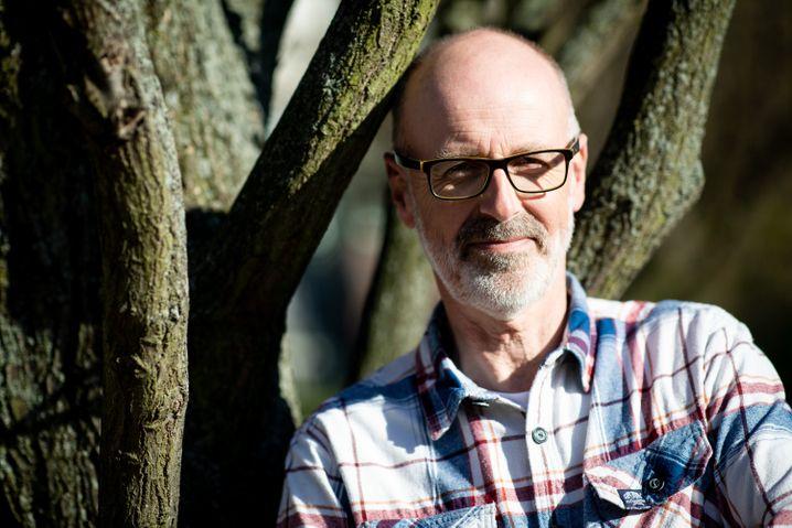 Förster und Bestsellerautor Peter Wohlleben: »In Anerkennung seiner Leidenschaft und seines Einsatzes«