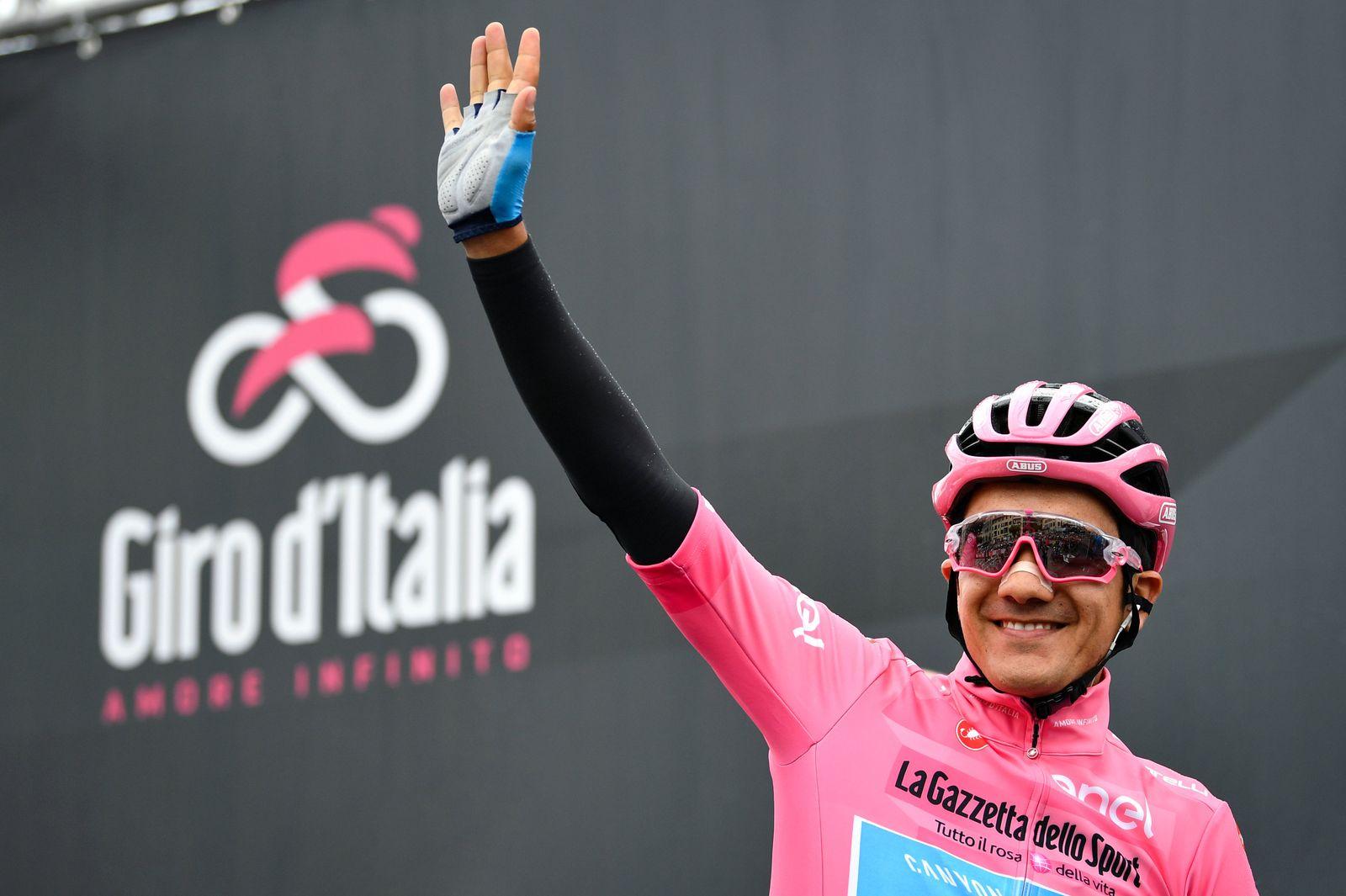 Radsport: UCI WorldTour - Giro d·Italia