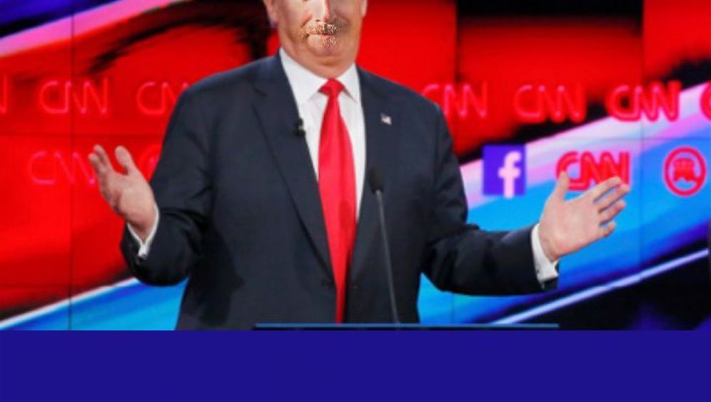 """""""Swap Face Live"""": So sieht der Gesichtstausch aus"""