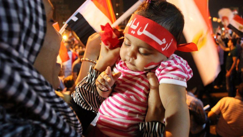 Flucht vor blutigen Demonstrationen: Raus aus Ägypten