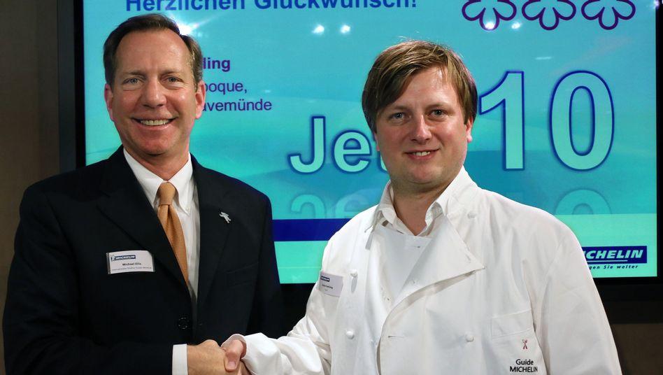 "Kevin Fehling: Drei-Sterne-Koch im ""Belle Epoque"""