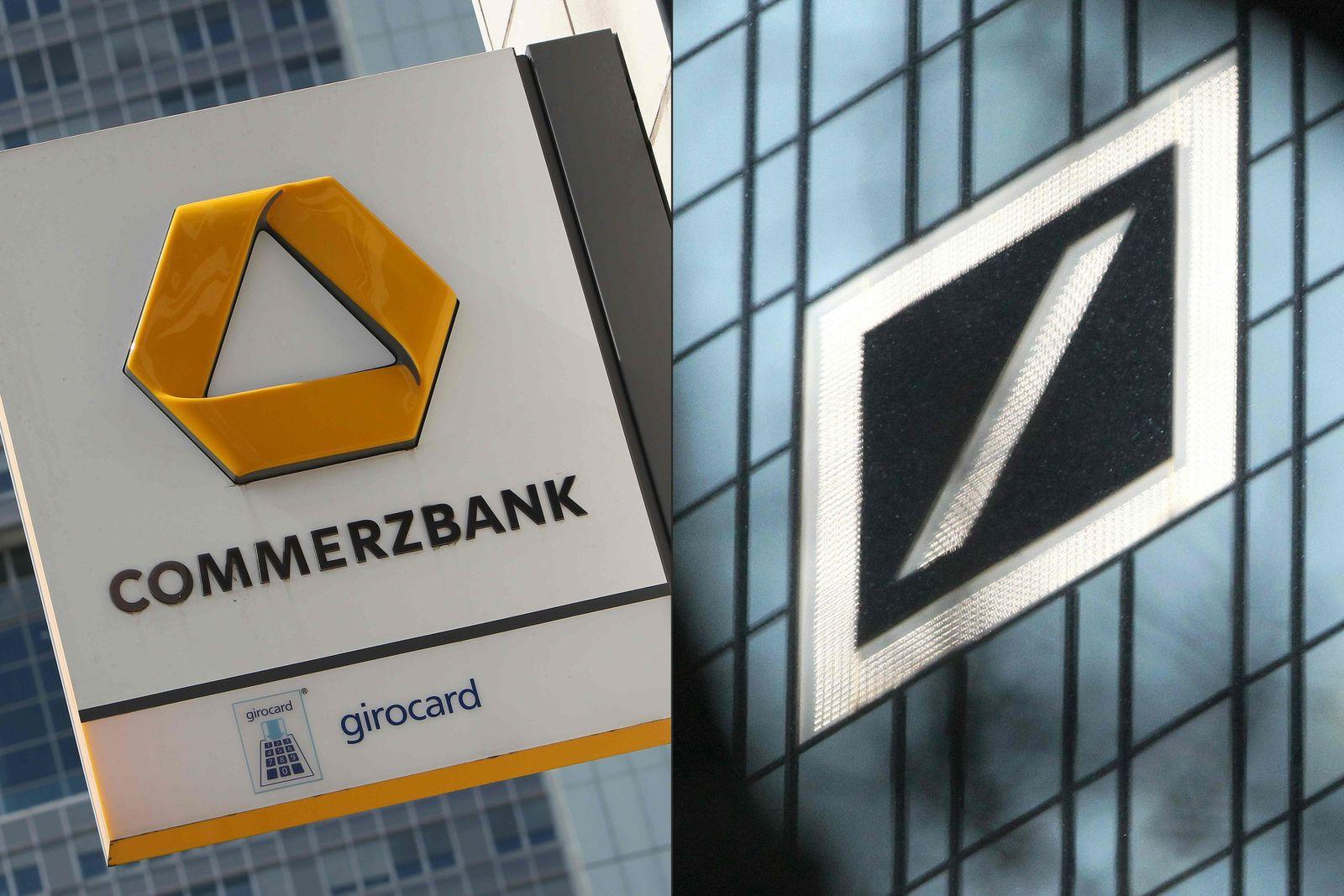 COMBO-GERMANY-BANKING-MERGER-DEUTSCHEBANK-COMMERZBANK