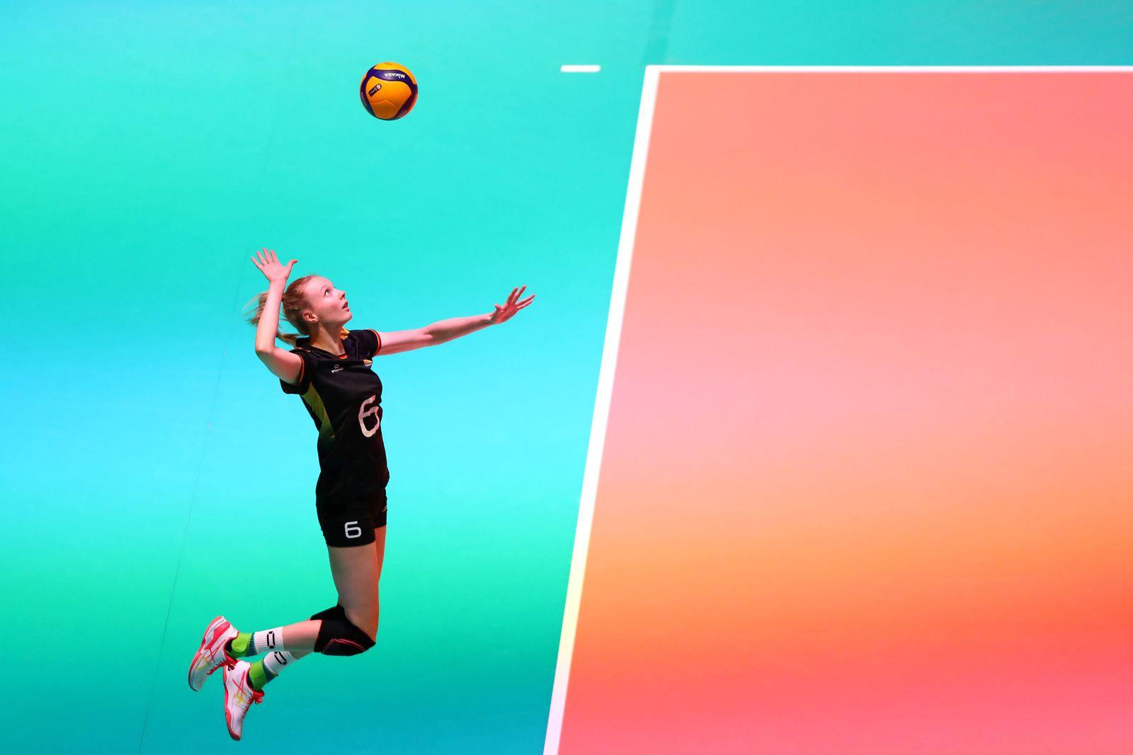 CEV Tokyo Volleyball European Qualification 2020 ? Women