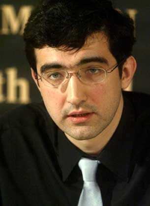 """Kramnik: """"Ich hätte das Zeug zu einem Jago"""""""
