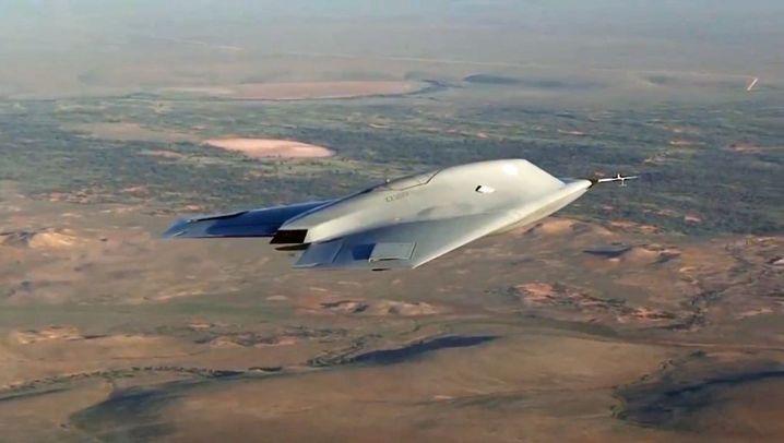 Stealth-Drohnen: Die Kampfflugzeuge der Zukunft