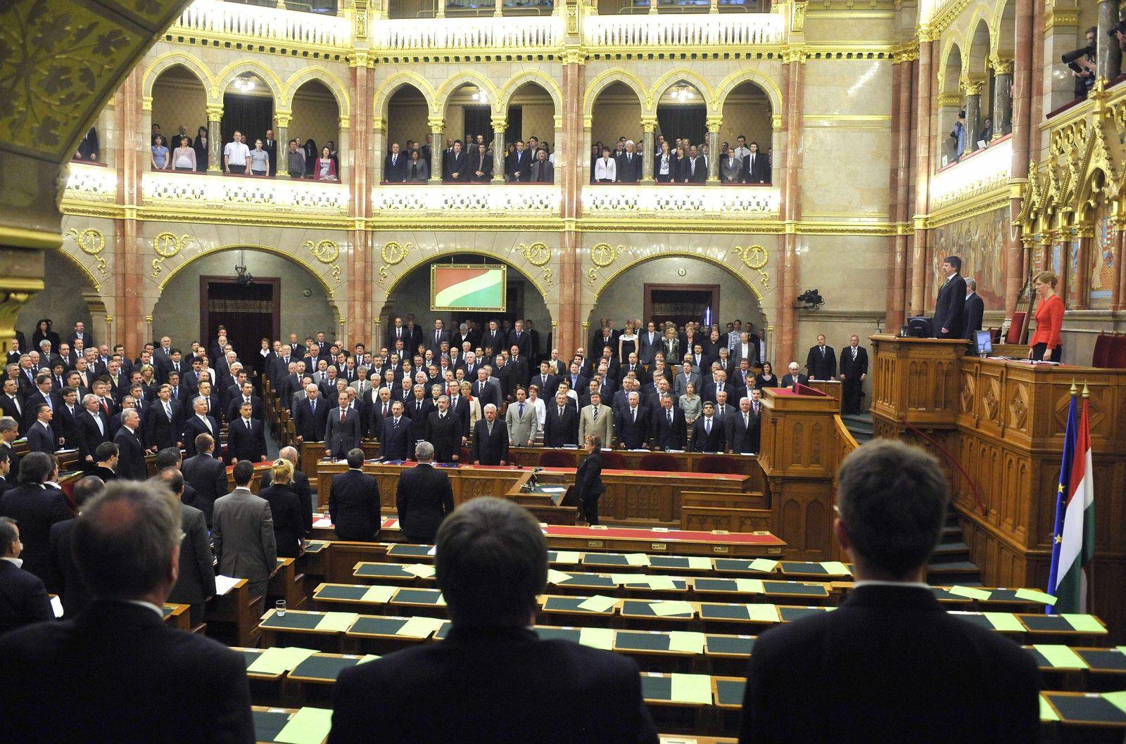 Ungarn / Verfassung