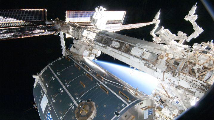 """Raumlabor """"Columbus"""": Die besten Bilder aus zehn Jahren im All"""