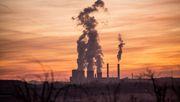 Deutschlands CO2-Emissionen sind deutlich gesunken