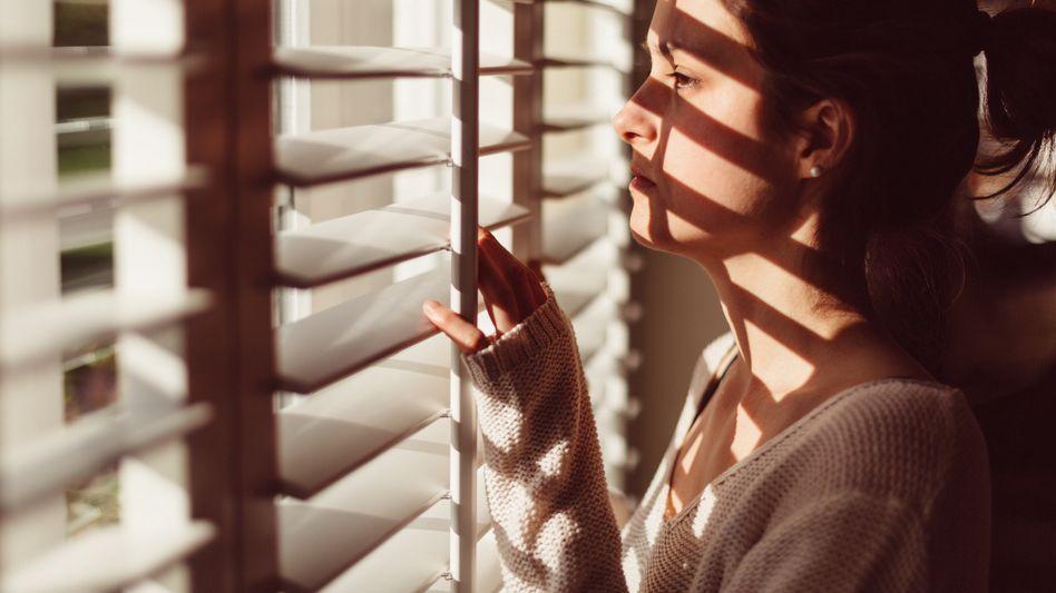 Liebeskummer kann aus medizinischer Sicht problematisch sein