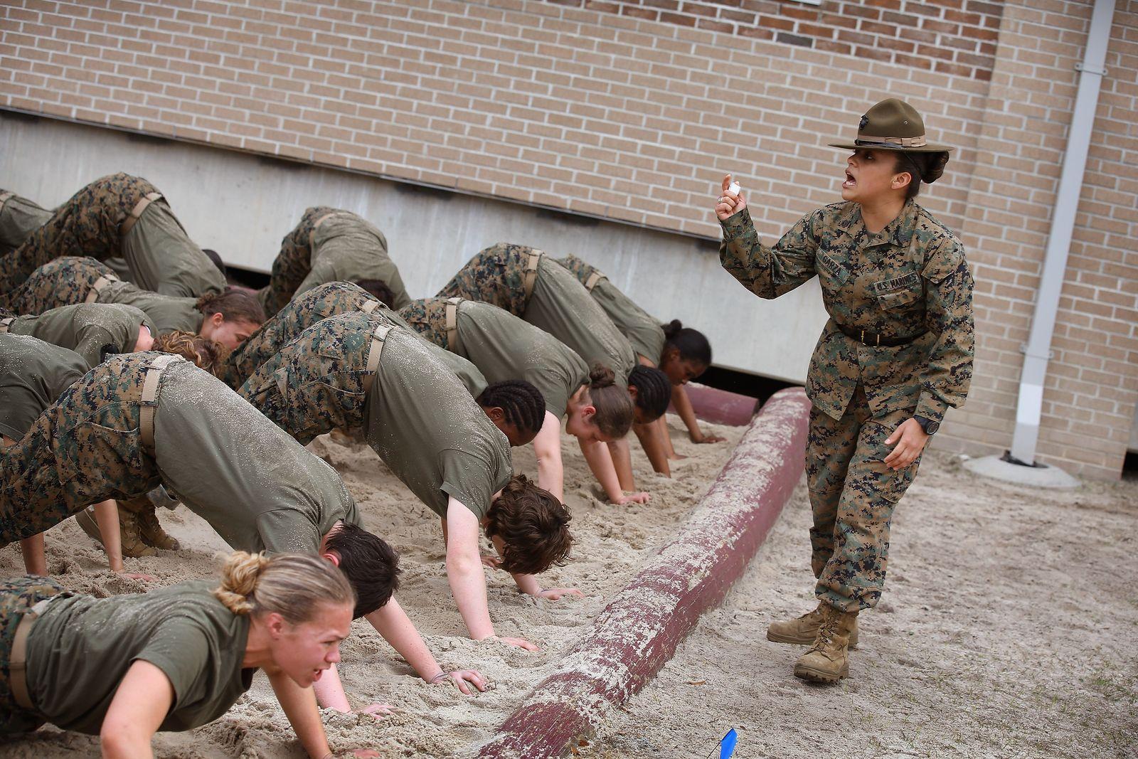 USA/ Marine/ Frauen