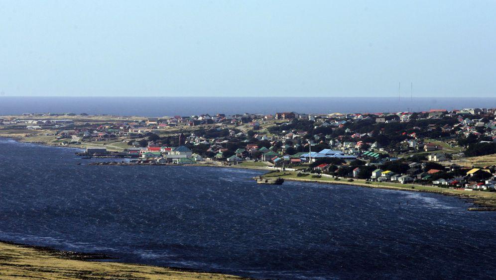 Falkland-Konflikt: Krieg ums Fels-Eiland