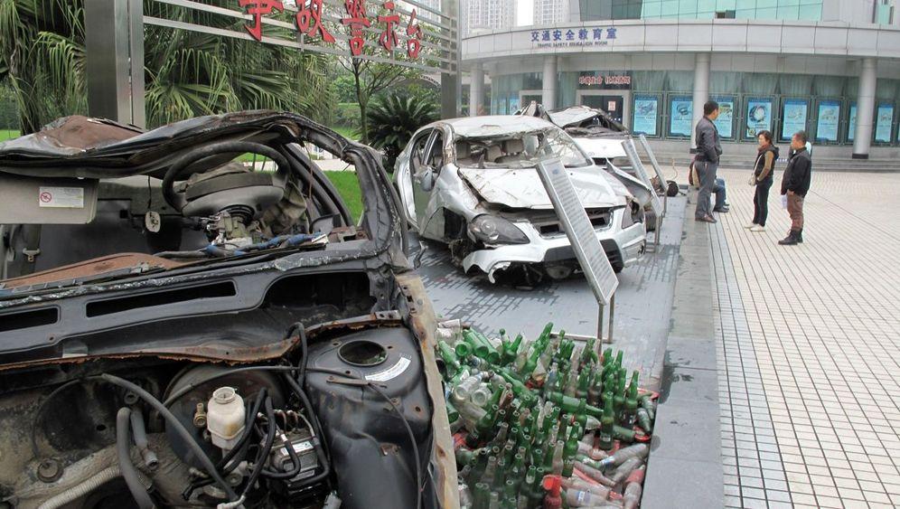 Roadtrip durch China: Mit dem blauen Pfeil nach Westen