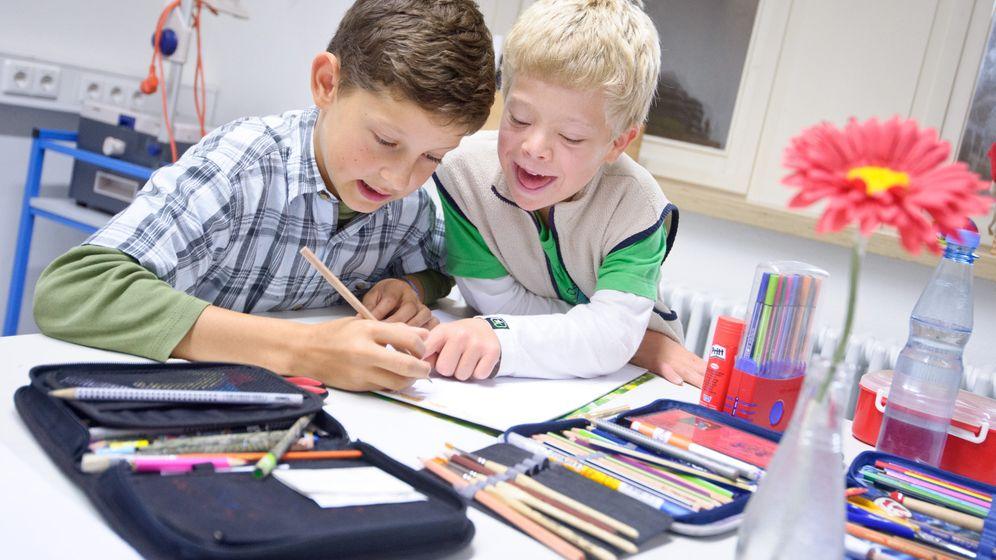 Integration behinderter Kinder: Gemeinsam lernen
