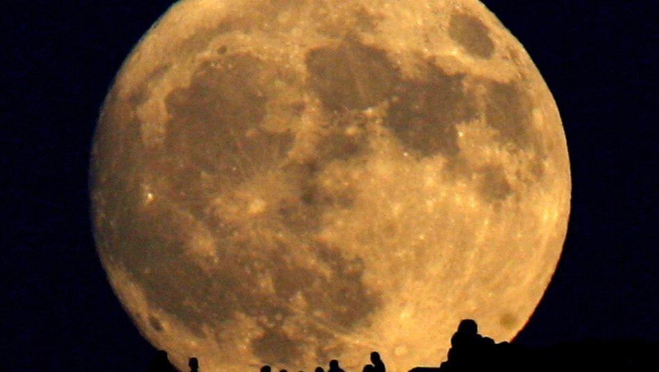 Taktgeber: Wie wirkt der Mond auf den Menschen? (Archivbild)