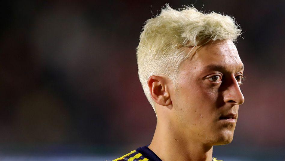 """Mesut Özil: """"Das Wohl unserer Spieler und deren Familien steht an erster Stelle"""""""