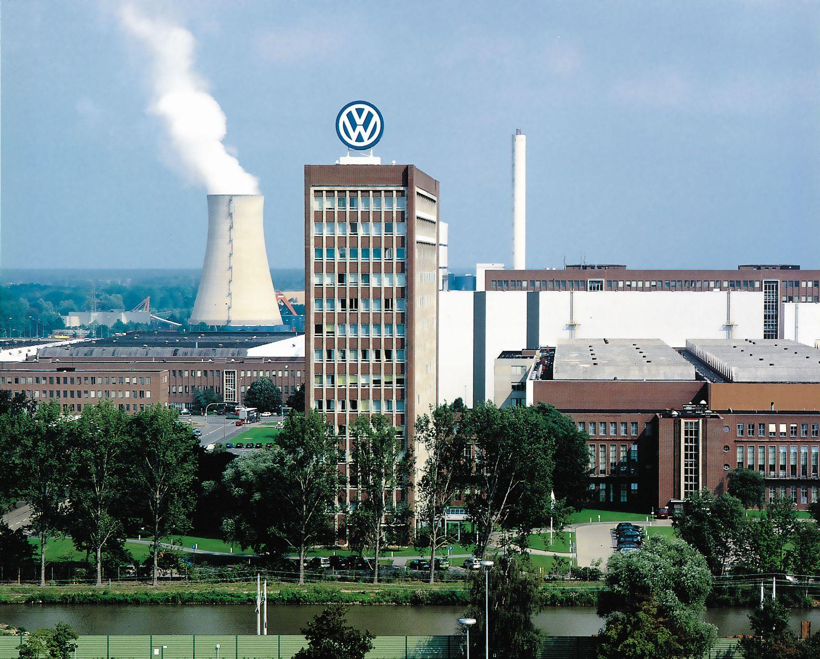 Volkswagen / Zentrale