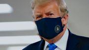 US-Präsident soll ersten positiven Corona-Test verschwiegen haben