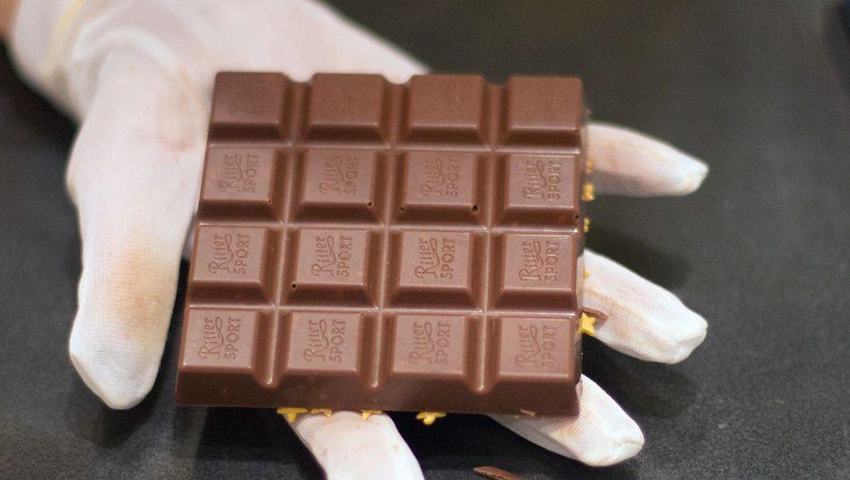 Ritter-Sport-Schokolade: Niederlage für die Stiftung Warentest