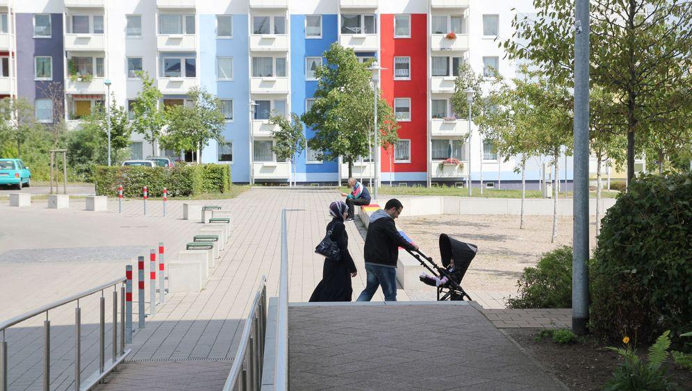 Mecklenburg-Vorpommern: Syrische Flüchtlinge in Parchim