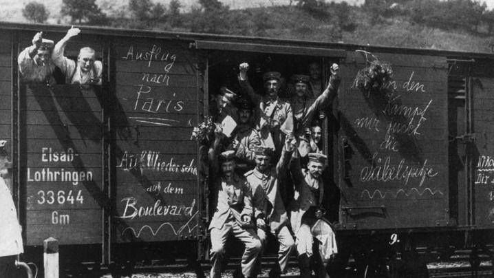 Jüdische Soldaten im Ersten Weltkrieg: Die Geschichte einer bitteren Niederlage