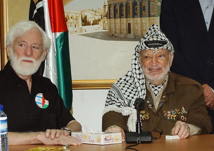 Avnery und Arafat (2004)