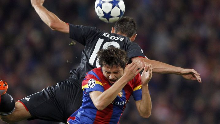 Basel vs. München: Frei völlig frei, Schweinsteiger total abgezockt