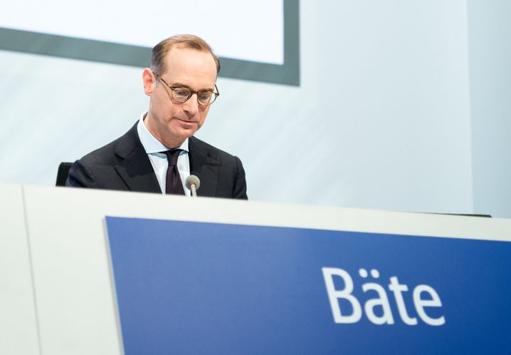 Allianz-Chef Oliver Bäte