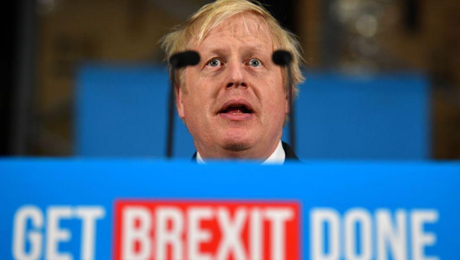 Boris Johnson: Ereilt ihn dasselbe Schicksal wie Theresa May 2017?