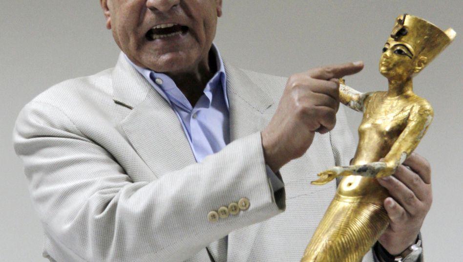 Archäologe Hawass: Erneut entmachtet