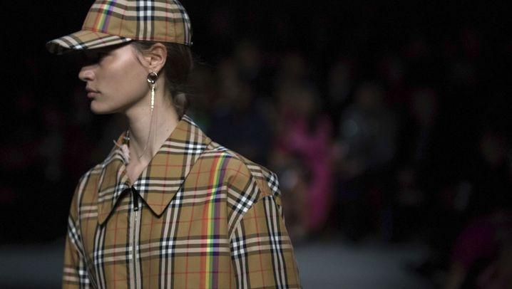 London Fashion Week Herbst 2018: Burberry