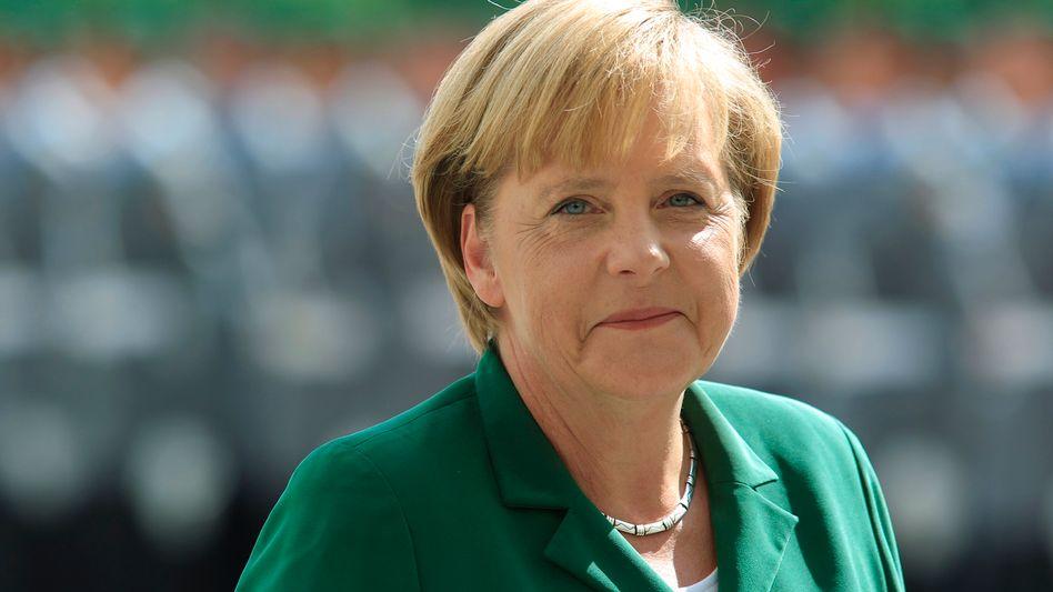 """Kanzlerin Merkel: """"Ich glaube, dass wir die Menschen zum Teil nicht erreicht haben"""""""