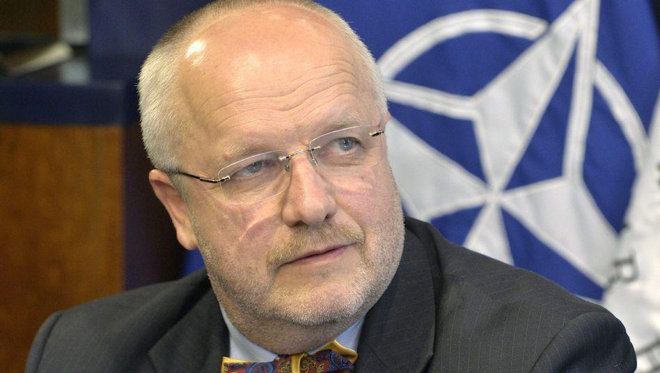 Litauens Außenminister Olekas: Keine Probleme mit G36 festgestellt