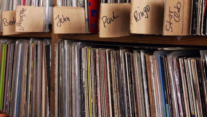 Bildband über Vinyl-Kultur: Schönes Sammelsurium