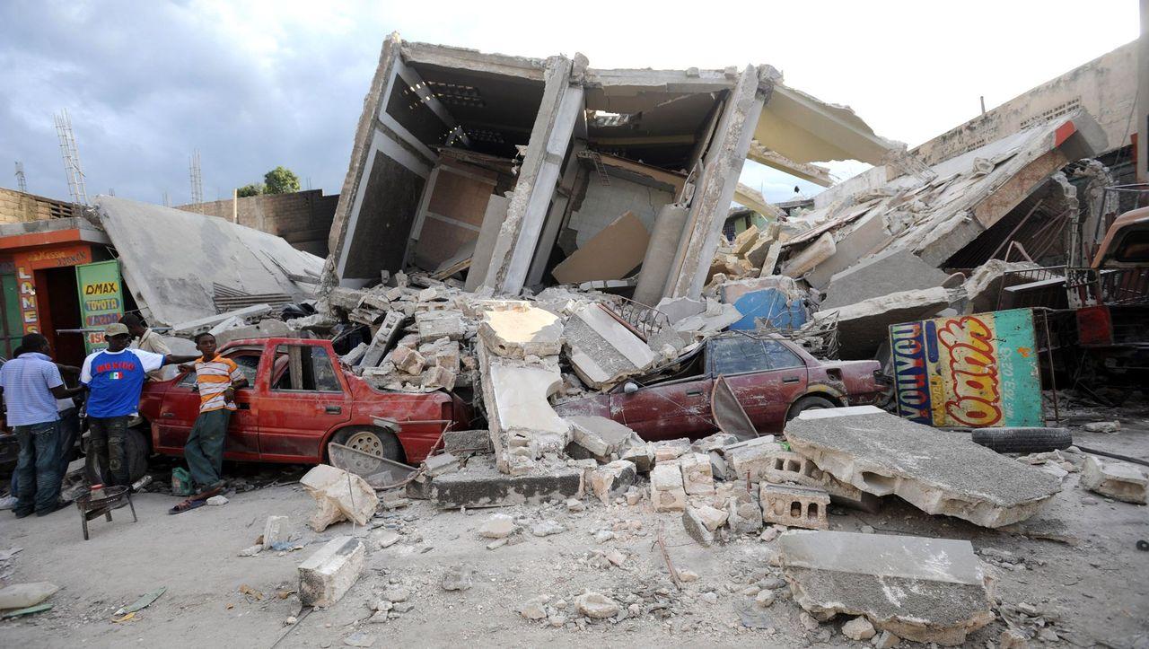 Haiti Erdbeben 2010